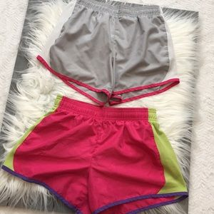 Bundle girls athletic shorts